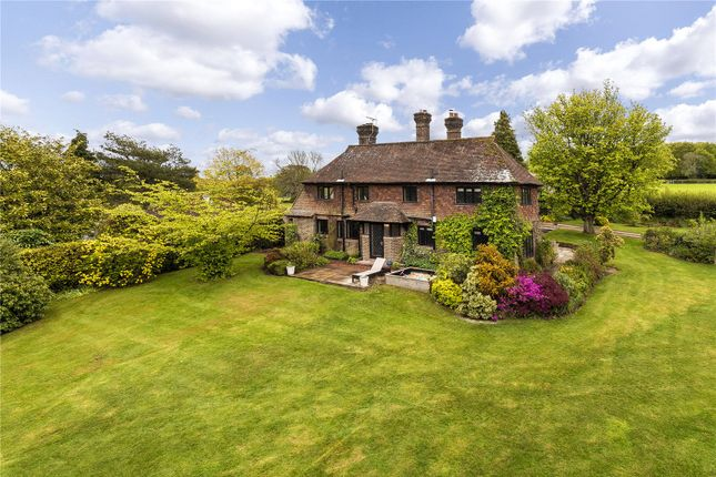 Thumbnail Detached house for sale in High Paddocks, Lye Green, Crowborough, East Sussex