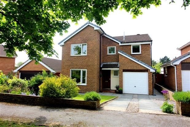 Thumbnail Property for sale in Grant Close, Lancaster