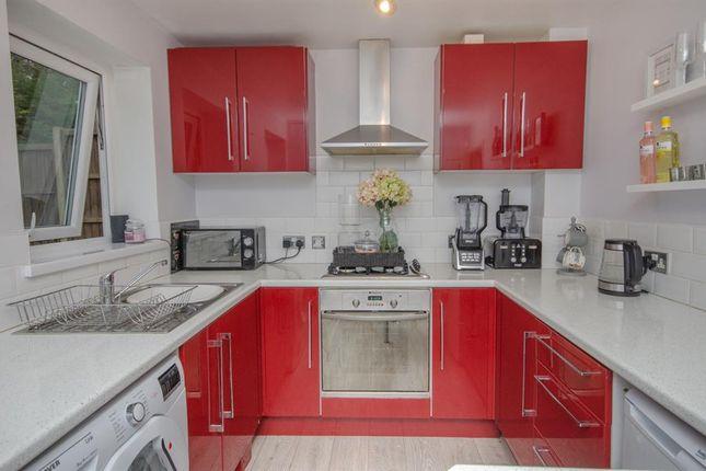 Kitchen of Ashcombe Crescent, Warmley, Bristol BS30