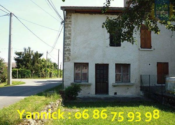 38160, Saint Romans, Fr