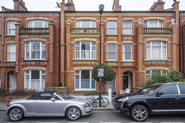 Exterior of Buer Road, London SW6