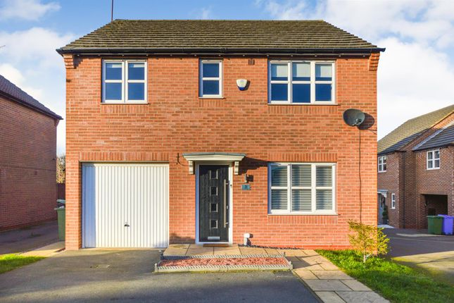 4 bed detached house to rent in Blackshale Road, Mansfield Woodhouse, Mansfield NG19