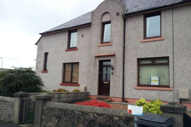 Thumbnail Terraced house to rent in Ruthriehill Road, Stoneywood, Aberdeen