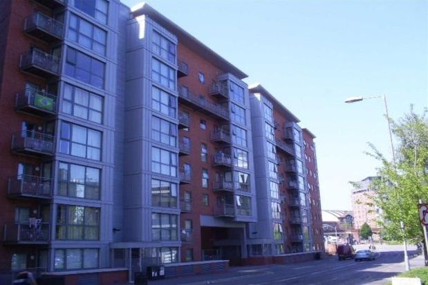 2 bed flat to rent in The Nile, City Centre