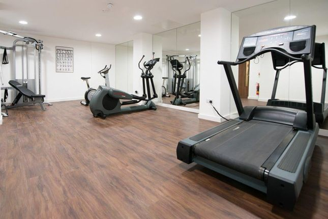 Communal Gym of Cheapside, Liverpool L2