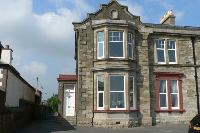 Thumbnail Semi-detached house for sale in South Crescent Road, Ardrossan, North Ayrshire