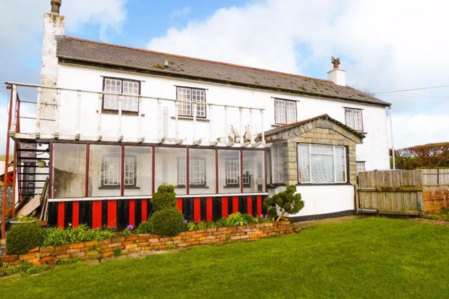 Exterior of Hollacombe, Holsworthy EX22