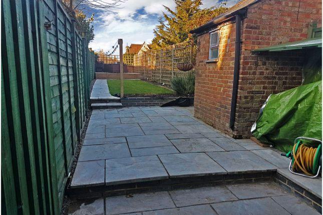Garden of Fearnley Street, Watford WD18
