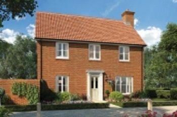 Thumbnail Detached house for sale in Blue Boar Lane, Off Wroxham Road, Norwich, Norfolk