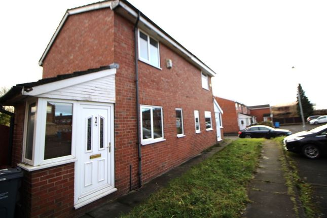 Thumbnail Terraced house to rent in Kirk Street, Gorton, Manchester