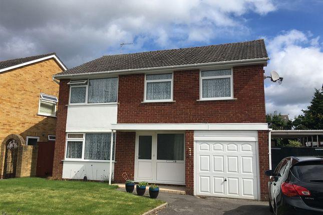 Thumbnail Detached house for sale in Monsal Avenue, West Parley, Ferndown