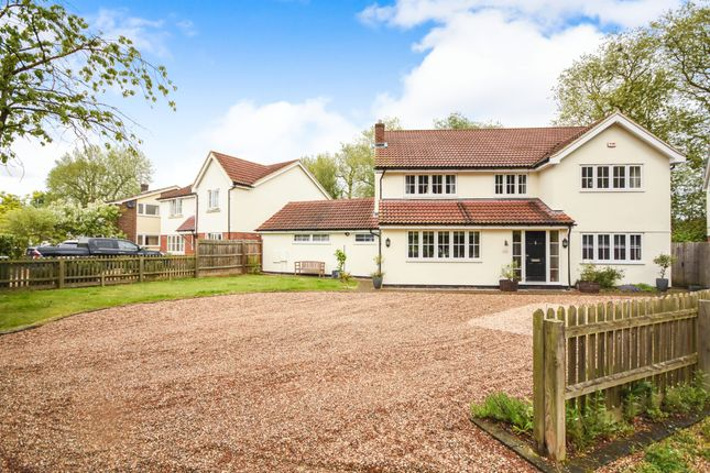 Thumbnail Detached house for sale in Church Road, Hatfield Peverel, Chelmsford