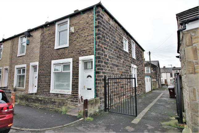 4 bed end terrace house for sale in Shackleton Street, Burnley BB10