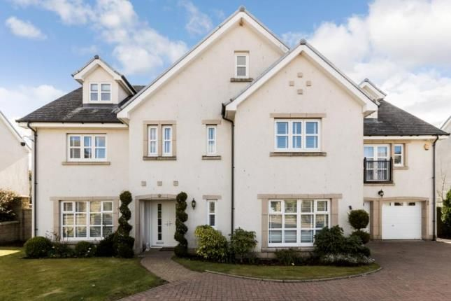 Thumbnail Detached house for sale in Caol Court, Thorntonhall, South Lanarkshire