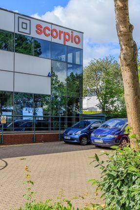 Thumbnail Office to let in Rockingham Drive, Milton Keynes, Buckinghamshire