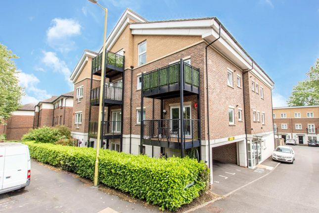 Thumbnail Flat to rent in Melia Close, Watford