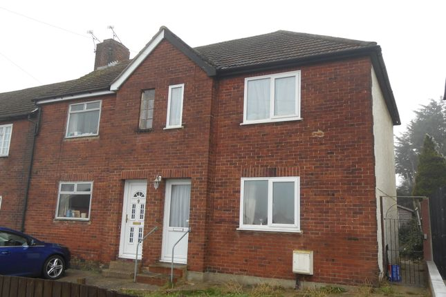 Thumbnail End terrace house to rent in Cedar Road, Strood