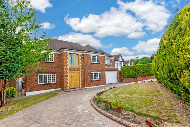 Thumbnail Detached house for sale in Russell Green Close, Purley