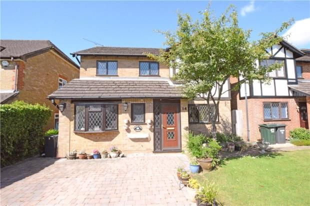 Thumbnail Detached house for sale in Clayfields, Penn, Buckinghamshire