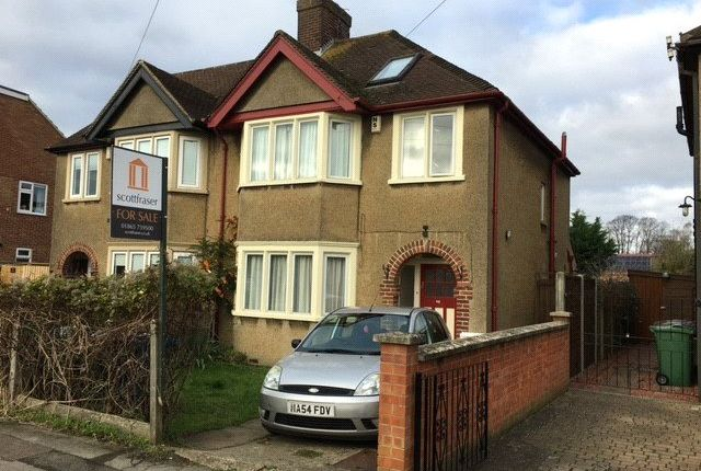 4 bed semi-detached house for sale in St. Leonards Road, Headington, Oxford OX3