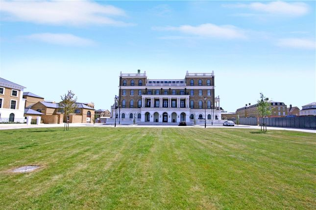 Thumbnail Flat for sale in The Royal Pavilion, Poundbury, Dorchester, Dorset