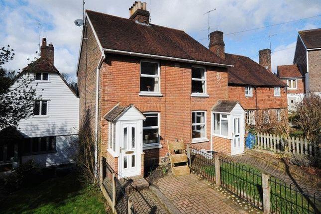 Thumbnail Semi-detached house for sale in Modest Corner, Southborough, Tunbridge Wells