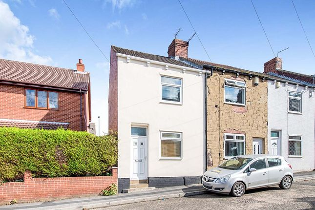 3 bed end terrace house for sale in Heald Street, Castleford, West Yorkshire WF10