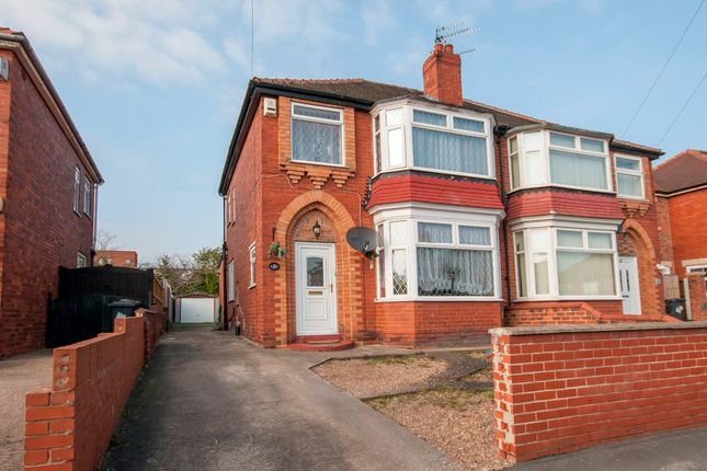 Thumbnail Semi-detached house for sale in St. Patricks Road, Doncaster
