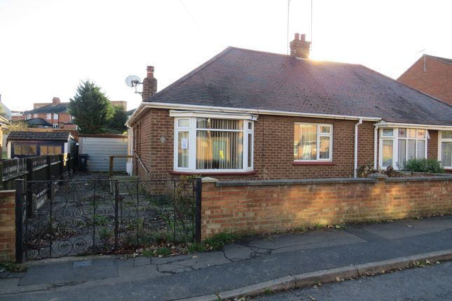 Thumbnail Semi-detached bungalow for sale in Gravely Street, Rushden