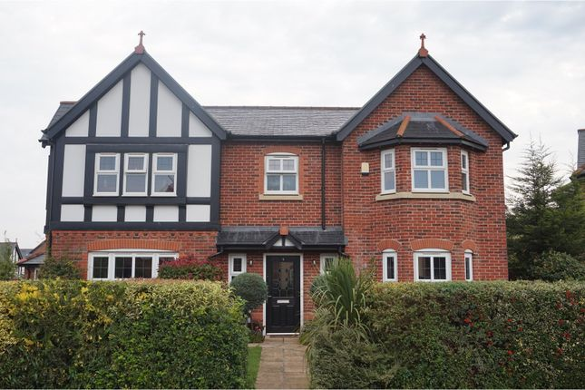 Thumbnail Detached house for sale in Cheshires Way, Chester