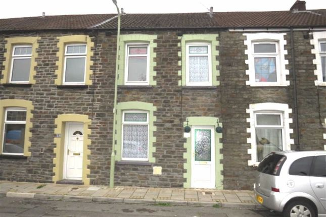 Thumbnail Terraced house for sale in Great Street, Trehafod, Pontypridd