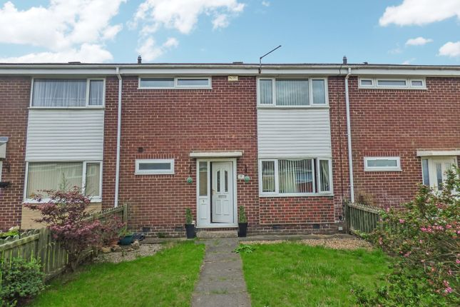 Thumbnail Terraced house to rent in Riding Barns Way, Sunniside, Newcastle Upon Tyne