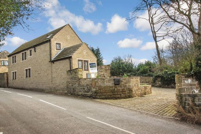 Thumbnail Detached house to rent in Kirkgate Lane, South Hiendley, Barnsley