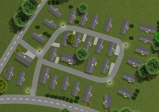 Thumbnail Mobile/park home for sale in Clarion Field, West Chevin Road, Menston