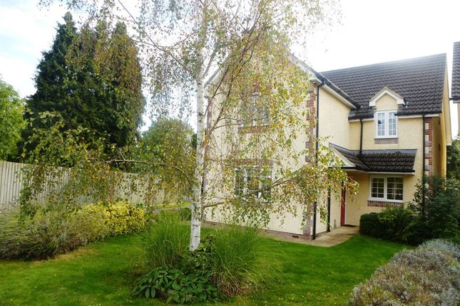 Thumbnail Detached house for sale in The Orchids, Chippenham