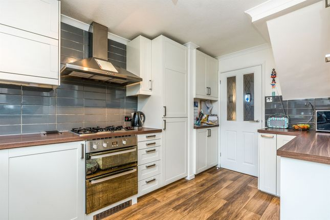 Thumbnail Link-detached house for sale in Yew Road, Southampton