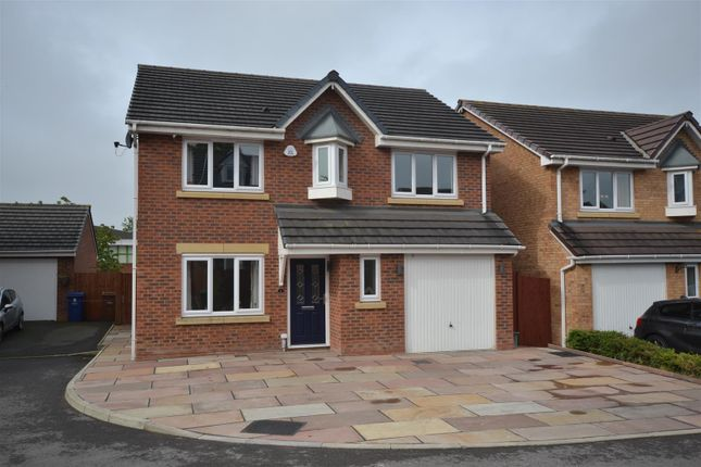 Thumbnail Detached house for sale in Lime Tree Close, Clayton-Le-Woods, Chorley