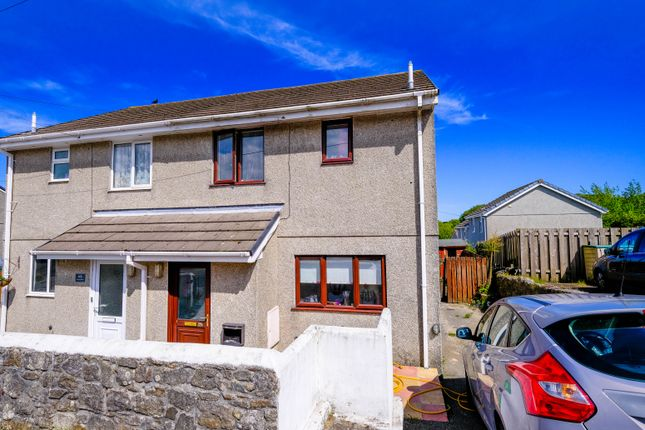 Thumbnail Semi-detached house for sale in Stannary Road, Stenalees