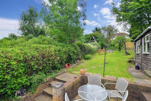Thumbnail Semi-detached house for sale in Mayfield Crescent, Patcham, Brighton, East Sussex
