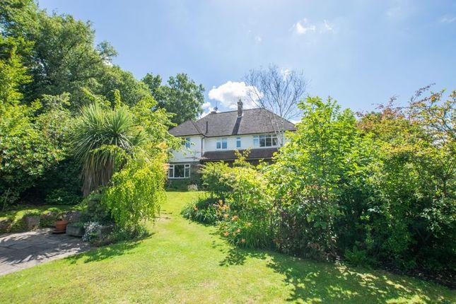 Thumbnail Detached house for sale in Fielden Lane, Crowborough