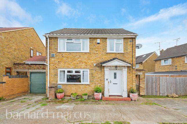 Thumbnail Detached house for sale in Hatton Road, Bedfont, Feltham
