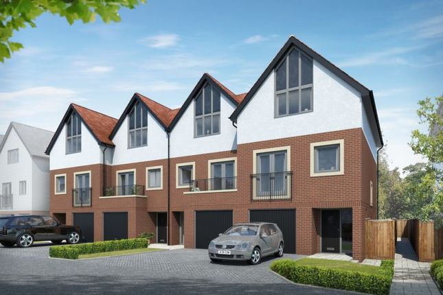 Thumbnail Terraced house for sale in 30% Already Reserved! Plot 22, Nautilus, Southampton Road, Portsmouth