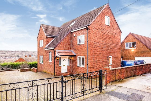 Thumbnail Detached house for sale in Wentworth Street, Barnsley