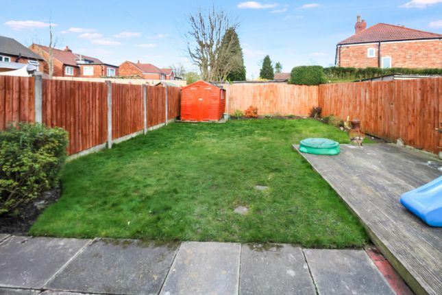 Garden of Lighthorne Road, Cheadle Heath SK3