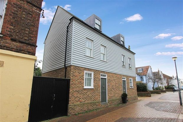 Thumbnail Semi-detached house for sale in Waverley Mews, Bexley Street, Whitstable