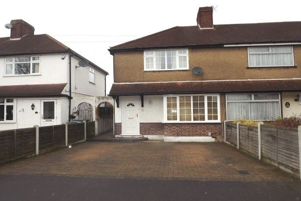 Thumbnail Property to rent in Briar Road, Watford
