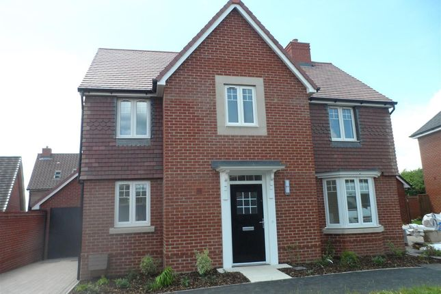Thumbnail Detached house to rent in Marston Gate, Kingsbrook Park, Aylesbury