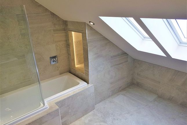 Bathroom of Plot 2 The Willows, Bryn Road, Loughor, Swansea, City And County Of Swansea. SA4