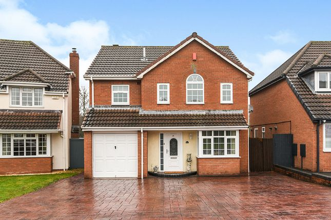4 bed detached house for sale in Harley Close, Wellington, Telford TF1