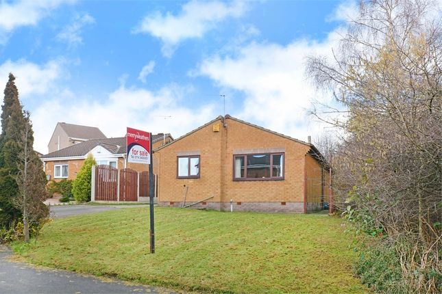 Thumbnail Detached bungalow for sale in Hartland Avenue, Sothall, Sheffield, South Yorkshire